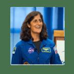 <strong>Astronaut Sunita Williams</strong>